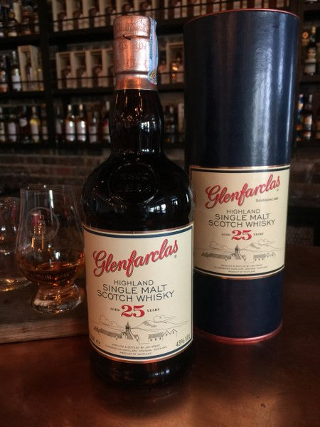 25YO Glenfarclas Speyside - The Single Cask