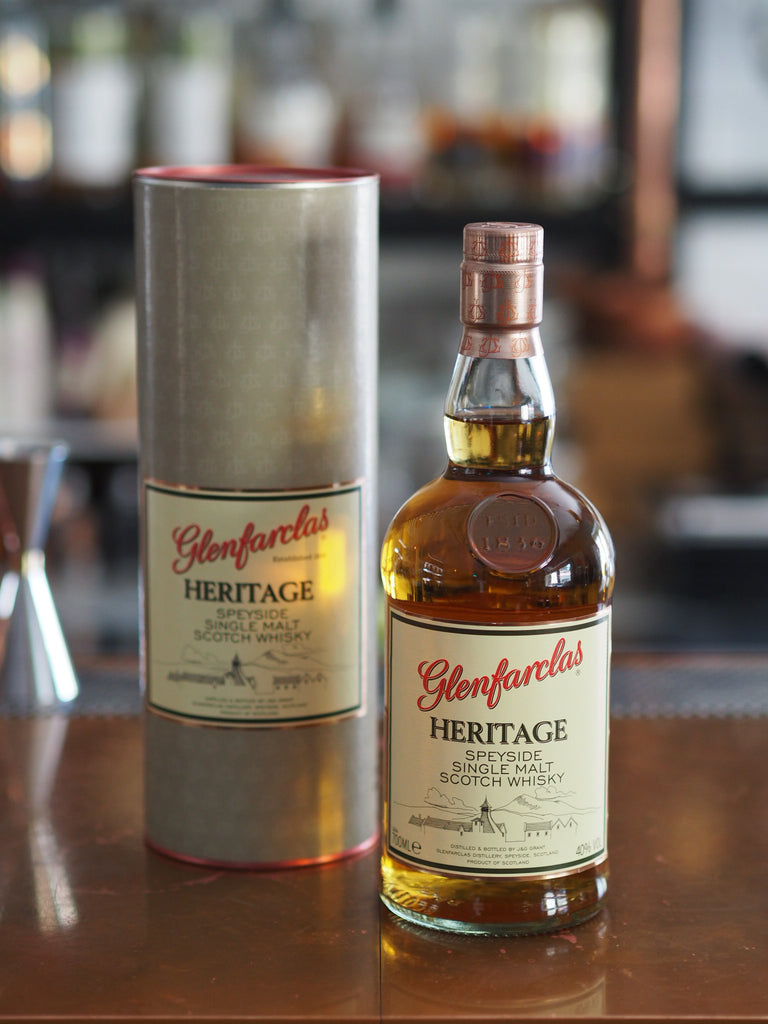 Glenfarclas Heritage Speyside - The Single Cask