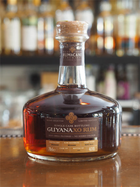 Single Cask Guyana XO Rum - The Single Cask