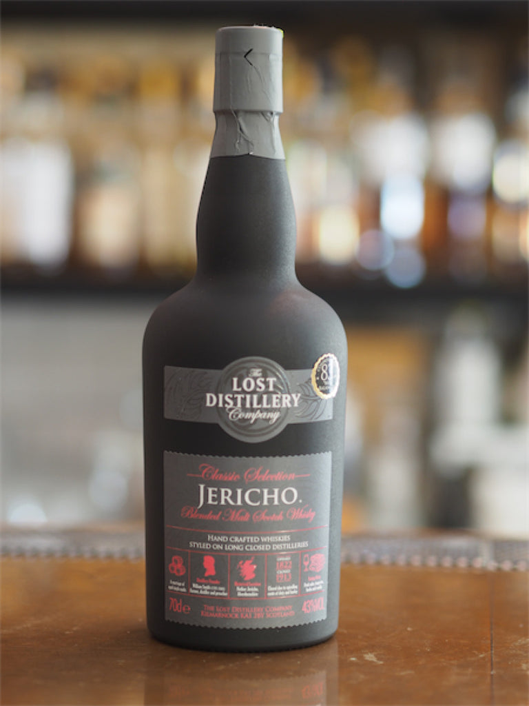 The Lost Distillery Jericho Classic Selection - The Single Cask
