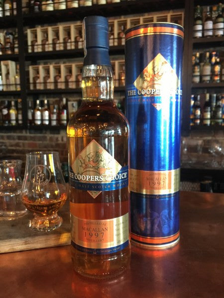 16YO Macallan-Cooper Choice 1997 - The Single Cask