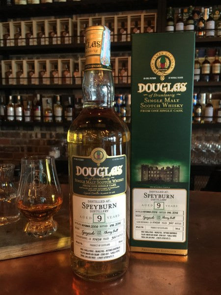 9YO Speyburn-Douglas 2004 - The Single Cask