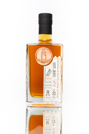 The Single Cask Speyside 22YO 1995,Single Malt Whisky - The Single Cask