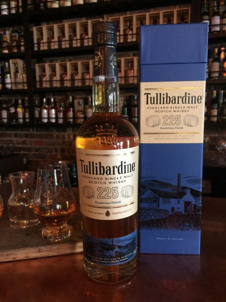225 Tullibardine Highlands - The Single Cask