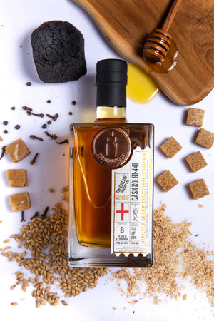 The Single Cask English Whisky Co 8YO 2009,Single Malt Whisky - The Single Cask