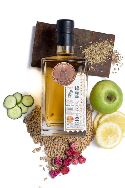 The Single Cask Linkwood 1995 18 Years Old - The Single Cask