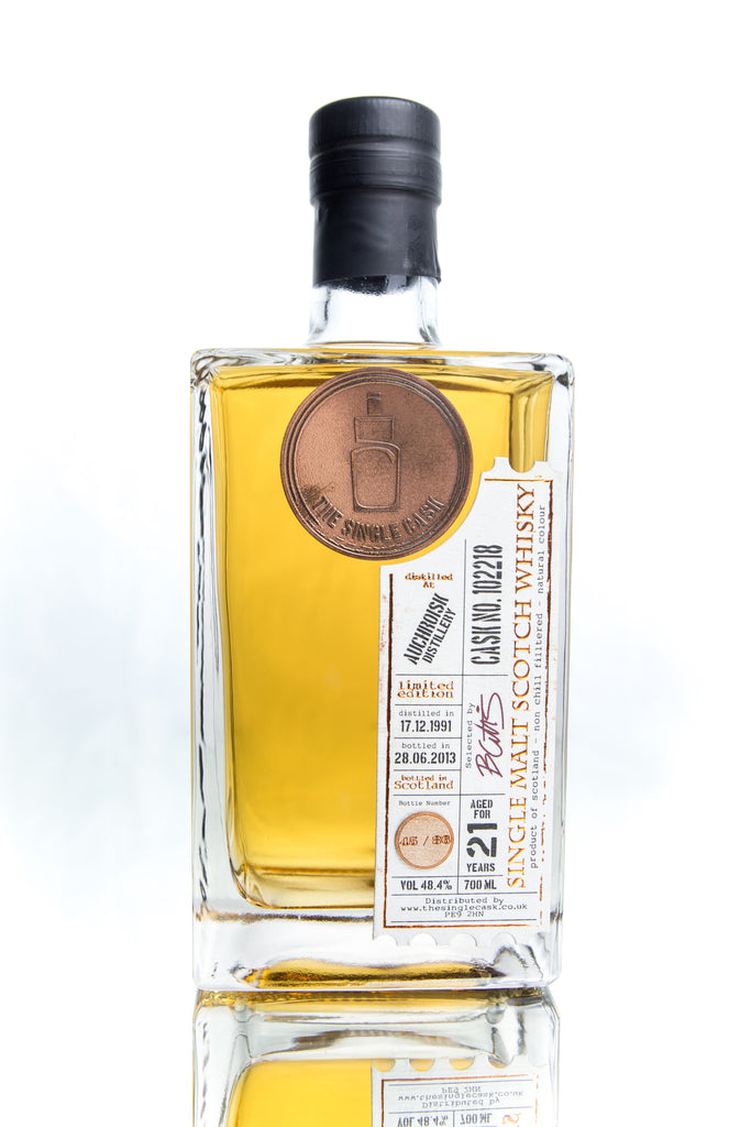 The Single Cask 21YO Auchroisk 1991 - The Single Cask