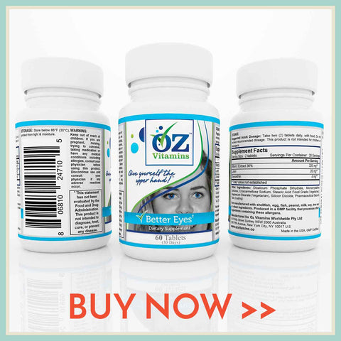 Buy Now Exclusively Oz Vitamins Online Better Eyes Herbal Supplement