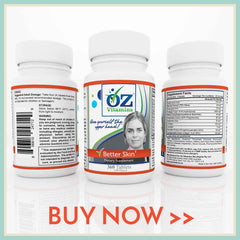 Buy Now Exclusively Oz Vitamins Online Better Skin Herbal Supplement