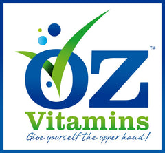 Oz Vitamins - Give yourself the upper hand!