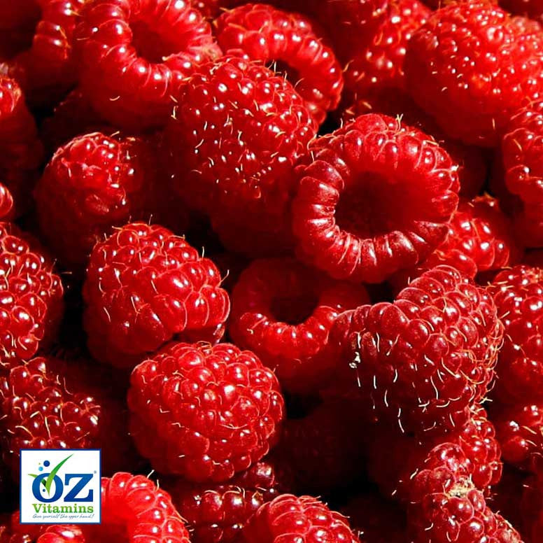 Oz Vitamins Better Weight Raspberries for raspberry ketones