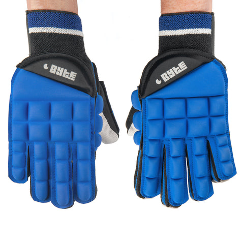 BYTE CLUB GLOVE PAIR BLUE