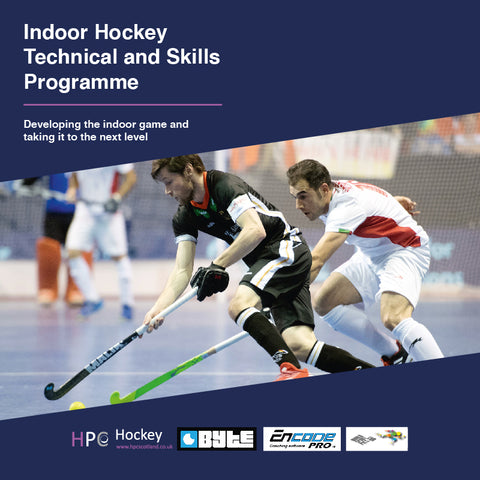 HPC INDOOR HOCKEY TECHNICAL AND SKILLS PROGRAMME BOOK