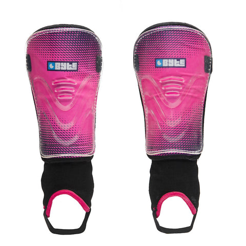 BYTE MX JUNIOR SHINGUARDS PINK