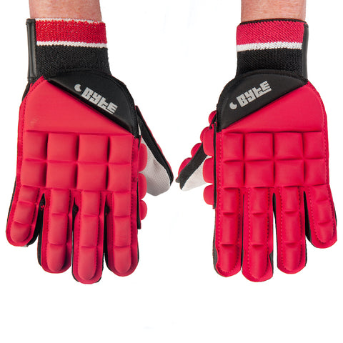 BYTE CLUB GLOVE RED PAIR
