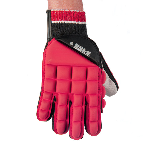 BYTE CLUB GLOVE RED RIGHT HAND