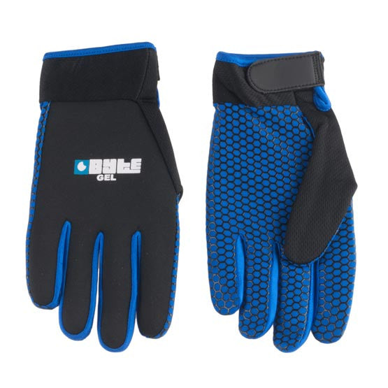 BYTE GEL GLOVE BLUE