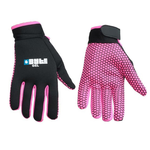 BYTE GEL GLOVE PINK