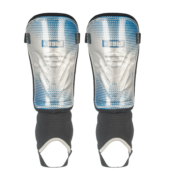 BYTE MX JUNIOR SHINGUARDS SILVER