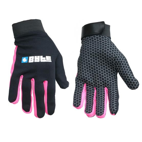 BYTE SNUG FIT GLOVE PINK