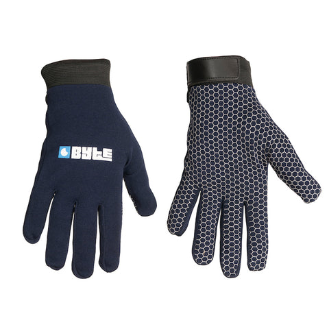 BYTE SNUG FIT GLOVES NAVY