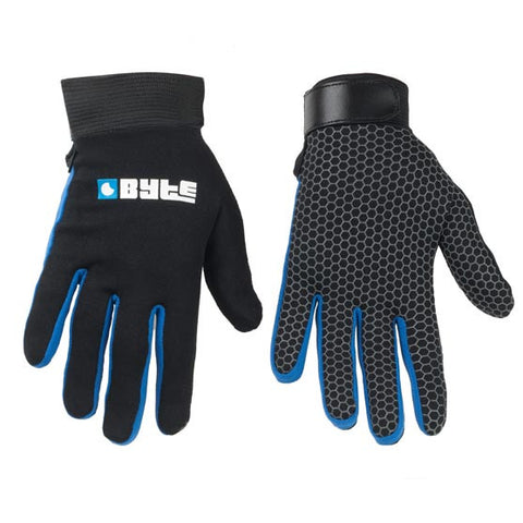 BYTE SNUG FIT GLOVE BLUE