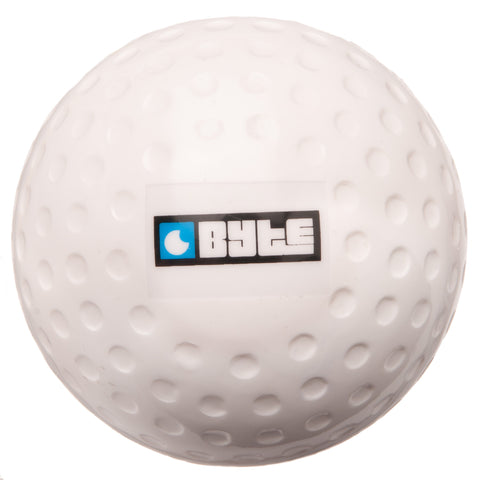 BYTE TRAINING DIMPLE BALL WHITE