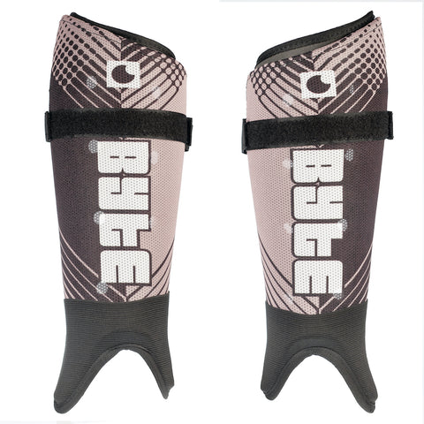BYTE ZT SHINGUARDS BLACK GREY