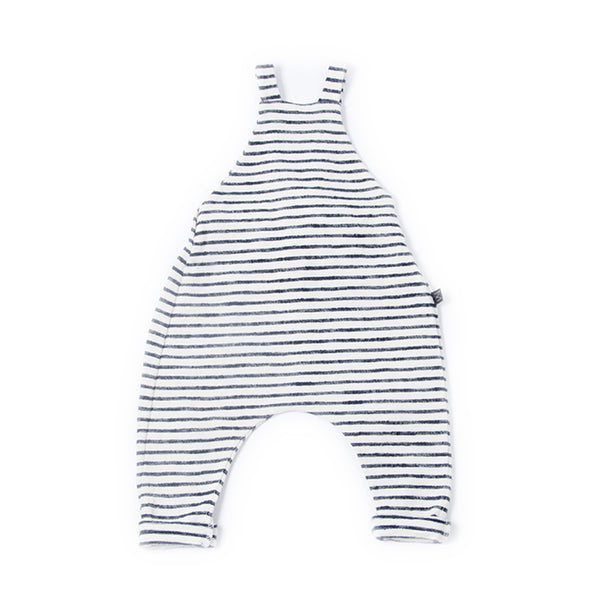 Dungarees overalls, stribede - WIIKWAM