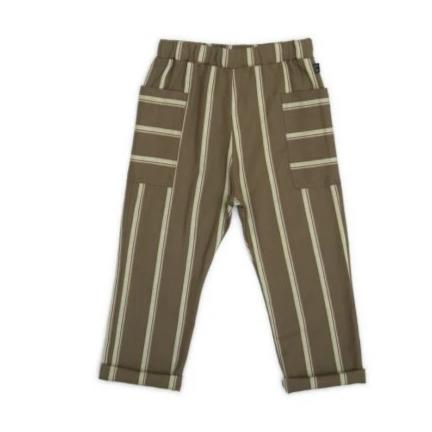 Forest Side Pocket Pants - WIIKWAM