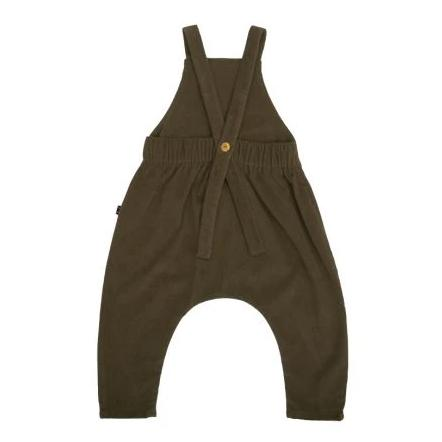 Olive Dungarees - WIIKWAM