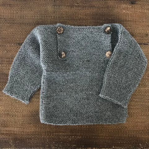 Sweater, RICO, grey - WIIKWAM