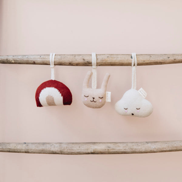 Cloud hanging rattle - WIIKWAM