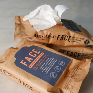 FACE - Cleansing and Moisturising Wipes