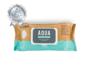 AQUA - Bamboo Water Wipes