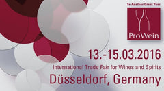 Prowein 2016: La Cascina screent op internationale wijnbeurs in Düsseldorf | Wijnen La Cascina