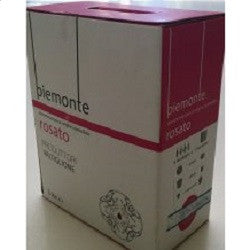 Piemonte Rosé Bag in box 3 liter - Govone | www.wijnenlacascina.be