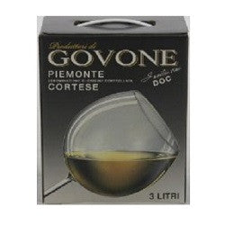 Piemonte Cortese Bag in box 3 liter - Govone | www.wijnenlacascina.be