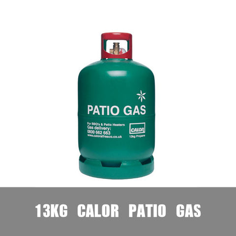 13kg Calor Bottled Patio Gas