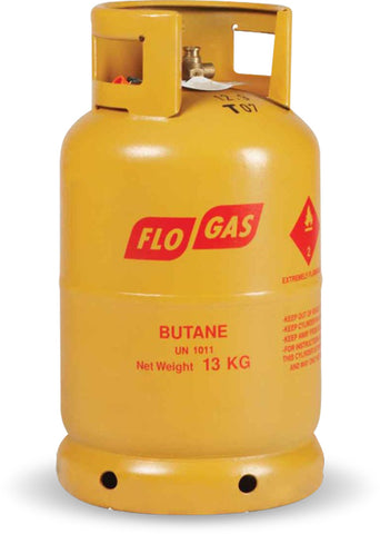 13kg Bottled Butane Gas