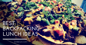 23 Best Backpacking Lunch Ideas