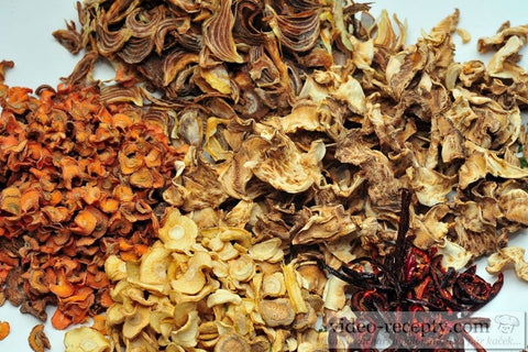 Dried Veggies