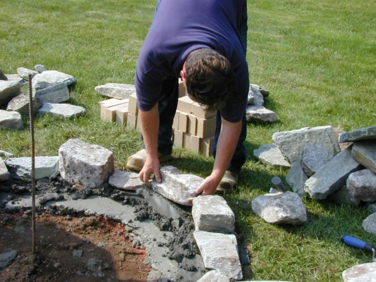 Step by step guide how to build your own fire pit grill for How do i build a fire pit