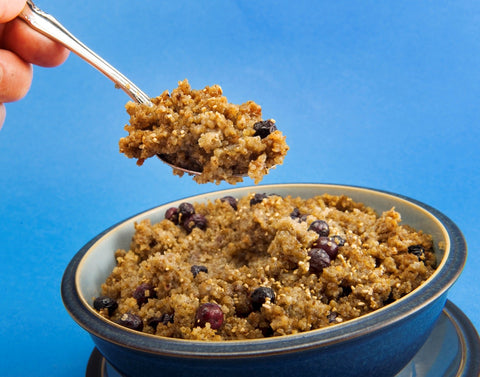 Wild rice cereal