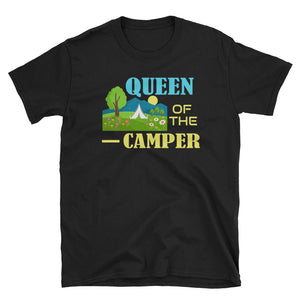 Queen of the Camper T-Shirt