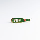 Vintage Soda Pop - 7up Drink, The Uncola - PINDEMIC  - 2