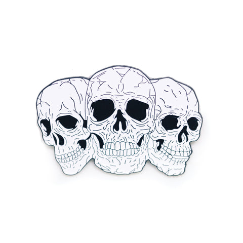 Three skulls - PINDEMIC  - 1