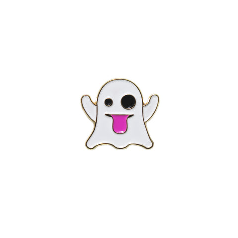 BOO the Ghost Emoji - PINDEMIC  - 1