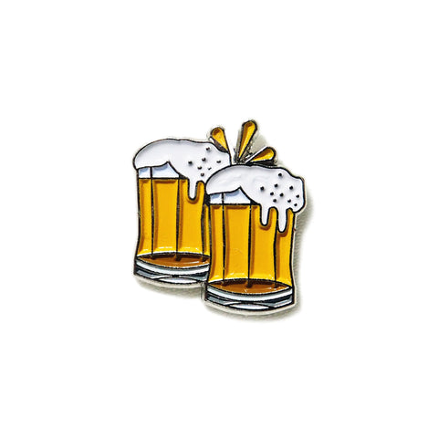 Cheers! Beer Emoji - PINDEMIC