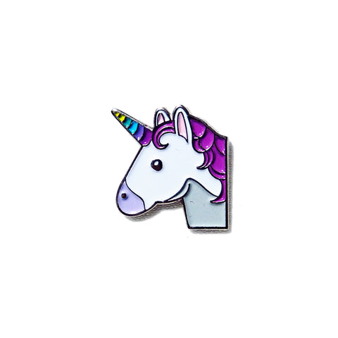 Unicorn Emoji Pin - PINDEMIC  - 1
